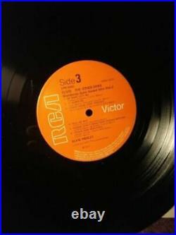 Worldwide Gold Award Hits Vol 2 (1971 Vinyl) By Elvis Presley FREE POSTAGE