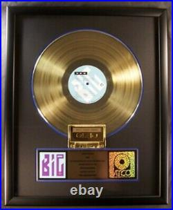 Yes Big Generator LP, Cassette Gold Non RIAA Record Award Atco Records To Yes