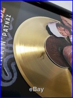 YoungBloodz RIAA GOLD RECORD ALBUM AWARD GOLD DISC Mickey MeMpHiTz Wright