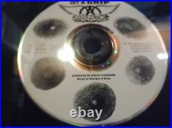 ZPAC (Poland RIAA) Aerosmith Gold Award BMG Ariola To Geffen Records 20x19 BR